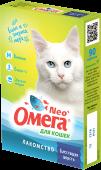 Омега Neo+ Блестящая шерсть для кошек