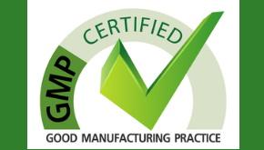 сертификат соответствия стандарту GPM